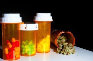 Marijuana and Perscription Pills