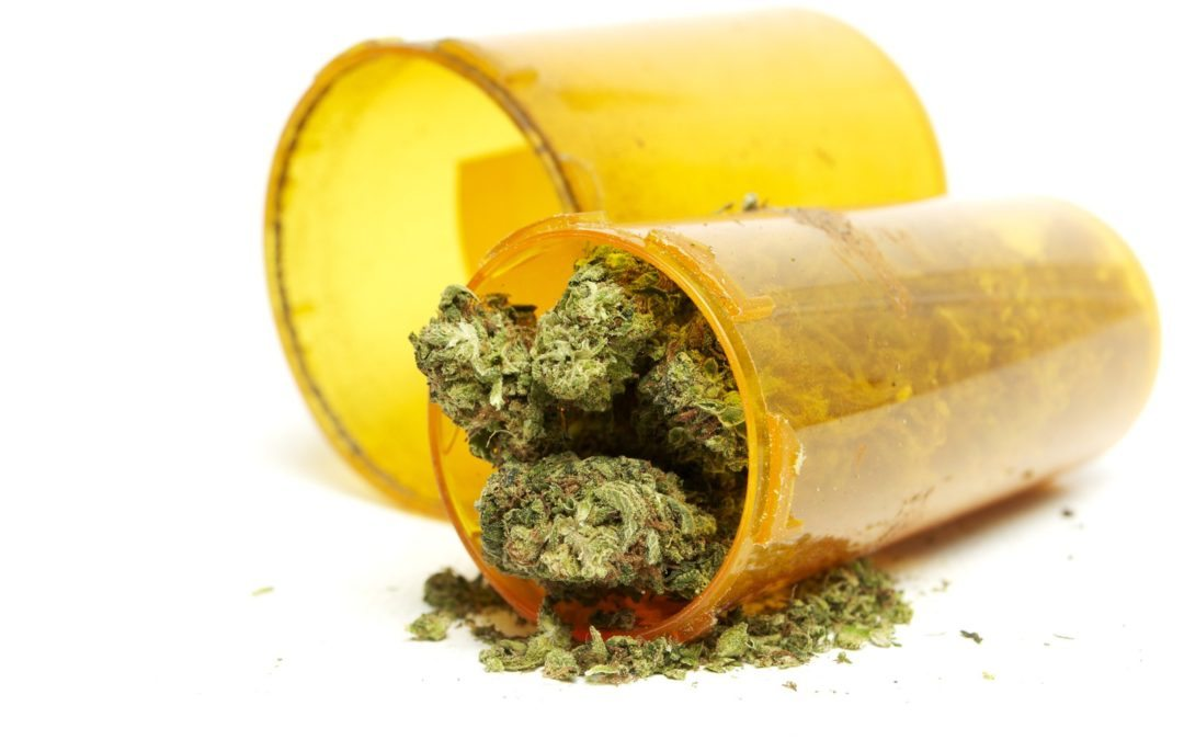 Side Effects of Marijuana Versus Conventional Medications