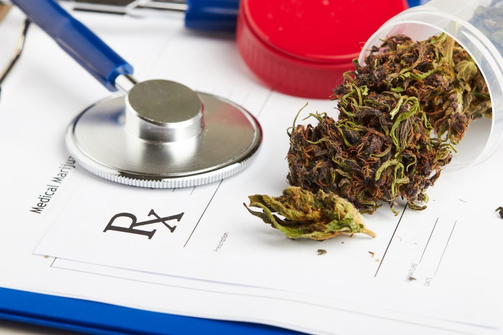 bigstock Legal Drugs Concept 102972044 1024x683 - Could I Become Addicted to Medical Marijuana?