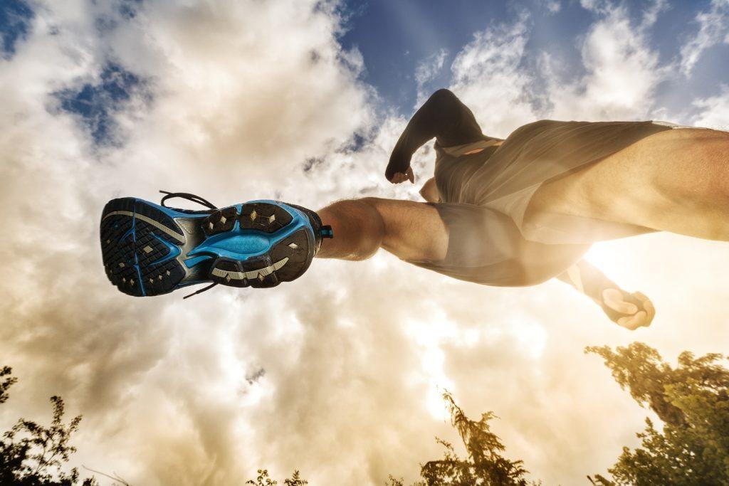 medical marijuana runner's high