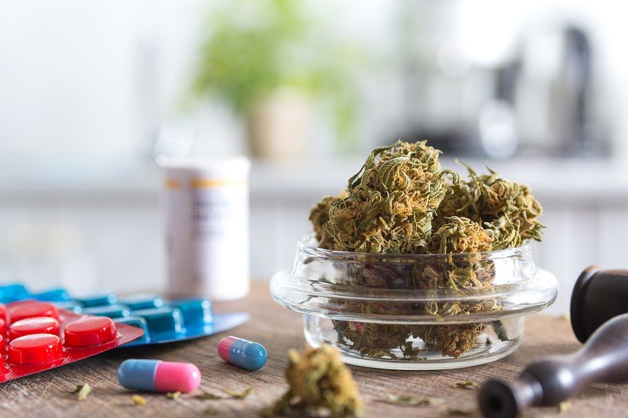 Does Marijuana Have Any Dangerous Interactions with Other Drugs?