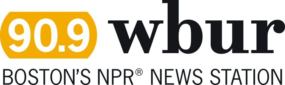 wbur logo - In the News